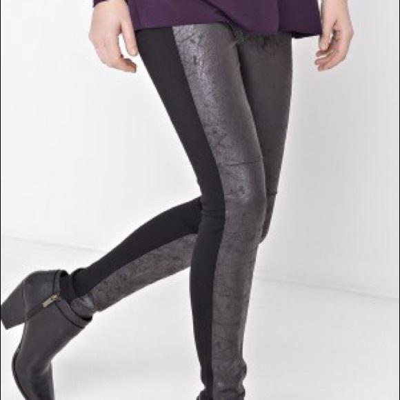 fd5709344f7902 Lysse Pants   Rue Faux Leather Leggings Size Xl   Poshmark